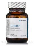 D3 1000 - 120 Tablets