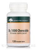 D3 1000 Chewable - 120 Tablets