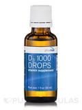 D3 1000 Drops 1 fl. oz