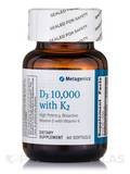 D3 10,000 with K2 - 60 Softgels