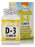 D3 12000 IU 50 Vegetarian Capsules