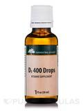 D3 400 Drops - 1 fl. oz (30 ml)