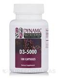 D3-5000 100 Capsules