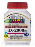 D3-2000 IU 250 Softgels
