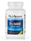 D3-5000 180 Softgels