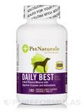 Daily Best for Dogs - 180 Chicken Liver Flavored Chewable Tablets