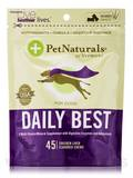 Daily Best for Dogs 45 Chicken Liver Flavored Chews