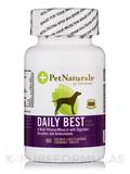 Daily Best for Dogs - 60 Chicken Liver Flavored Chewable Tablets