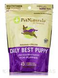 Daily Best Puppy - 45 Chicken Liver Flavored Chews