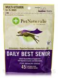 Daily Best Senior 45 Chicken Liver Flavored Chews