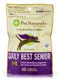 Daily Best Senior for Cats - 45 Chicken Liver Flavored Chews