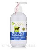 Daily Catch Wild Alaskan Salmon Oil for Cats 8 fl. oz (237 ml)