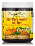 Daily Multi Powder Iron Free - 2.88 oz (81.6 Grams)