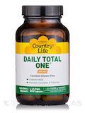 Daily Total One Iron Free - 60 Vegetarian Capsules