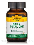 Daily Total One with Iron 60 Vegetarian Capsules