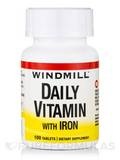 Daily-Vitamin with Iron 100 Tablets