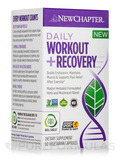 Daily Workout + Recovery - 60 Vegetarian Capsules