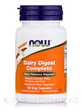 Dairy Digest Complete 90 Vegetarian Capsules