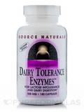 Dairy Tolerance Enzyme - 180 Vegetarian Capsules