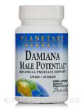 Damiana Male Potential 575 mg 45 Tablets