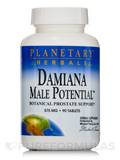 Damiana Male Potential 575 mg 90 Tablets