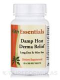 Damp Heat Derma Relief 500 mg - 60 Tablets