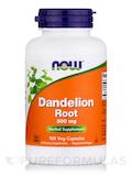 Dandelion Root 500 mg 100 Capsules