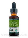 Dandelion Root & Leaf (Organic) 1 oz (30 ml)