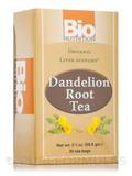 Dandelion Root Tea - 30 Tea Bags