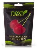 Dark Chocolate Cherries - 4 oz (113 Grams)