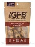 Dark Chocolate + Coconut Bites - 4 oz (113 Grams)