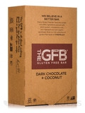 Dark Chocolate + Coconut Protein Bar - Box of 12 Bars (2.05 oz / 58 Grams each)