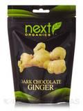 Dark Chocolate Ginger - 4 oz (113 Grams)