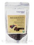 Mulberries Dark Chocolate 6 oz