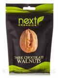 Dark Chocolate Walnuts - 4 oz (113 Grams)