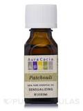 Dark Patchouli Essential Oil (pogostemon cabin) 0.5 fl. oz