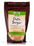 NOW Real Food® - Date Sugar - 1 lb (454 Grams)