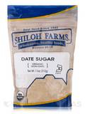 Date Sugar, Organic - 11 oz (312 Grams)