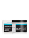 Day/Night Cream with Hyaluronic Acid, Snail Extract, Tripeptides, Green Tea - 2 fl. oz (60 ml)