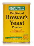 Debittered Brewer's Yeast Powder - 16 oz (453 Grams)