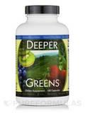 Deeper Greens 180 Capsules