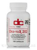 Dee-Tox 202 100 Capsules