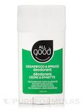 Deodorant - Cedarwood & Spruce - 2.5 oz (72 Grams)