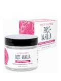Deodorant Jar - Rose + Vanilla - 2 oz (56.7 Grams)