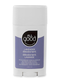 Deodorant - Lavender - 2.5 oz (71 Grams)