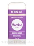 Deodorant Original Formula - Mountain Lavender - 2.5 oz (70 Grams)