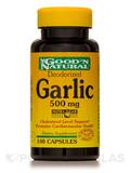 Deodorized Garlic 500 mg 100 Capsules