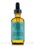 Depression (Introvert) Drops 2 oz (60 ml)