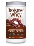 Designer Whey Protein Powder Gourmet Chocolate 2 lb