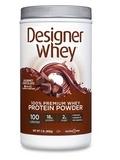 Designer Whey Protein Powder Gourmet Chocolate - 2 lb (908 Grams)